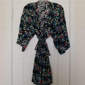 Pinkblush Robe